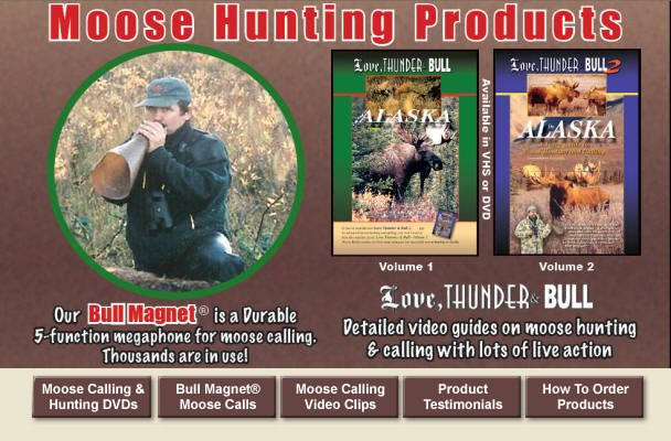 Moose Hunting Products